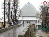 Между московским планетарием и зоопарком построят пешеходный мост