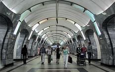 Переход с «Курской» на «Чкаловскую» будут закрывать по утрам