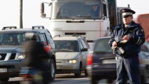Движение автотранспорта в центре Москвы 7 ноября будет ограничено