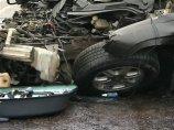 В Москве в ДТП пострадали пять человек