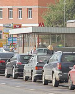 Москвичам предложат новый формат перехватывающих парковок