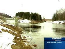 Загрязнение притока Истры угрожает водоснабжению Москвы