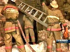 В Чеховском районе при пожаре в загородном доме погибло три человека