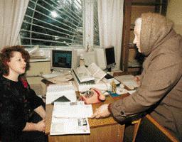 Московские пенсионеры начали осаду собесов