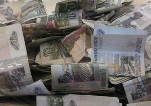 В Москве у бизнесмена украли три миллиона рублей
