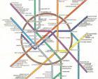 Выберите себе карту метро!