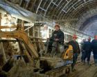 Завершена проходка первого тоннеля между станциями метро «Юго-Западная» и «Тропарёво»