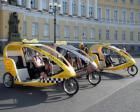 В Москве может появиться велотакси