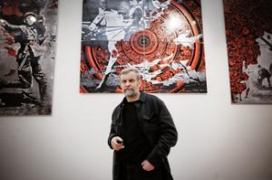 Выставка Бориса Орлова «Фантомные боли»