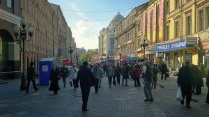 Старый Арбат – любимое место москвичей и гостей столицы