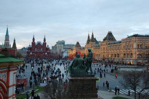 Красная площадь - обзор