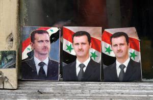 Делегация властей Сирии в Москве