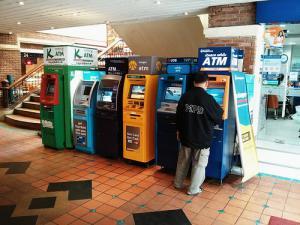 Для переоснащения банкоматов банкам потребуется 70 миллионов евро