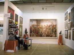 В Центральном доме художника города Москвы состоялось открытие ярмарки non fictio№