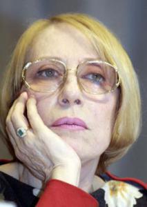На ярмарке «non/fictio№» представлена биография Инны Чуриковой