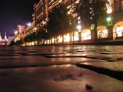 Увидеть Москву и… восхититься